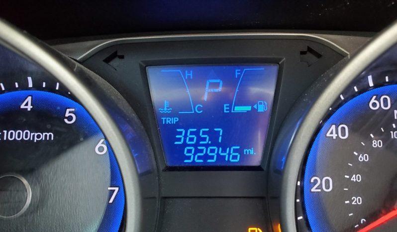 2012 Hyundai Tucson GLS full