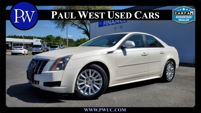 2012 Cadillac CTS AWD Gainesville FL