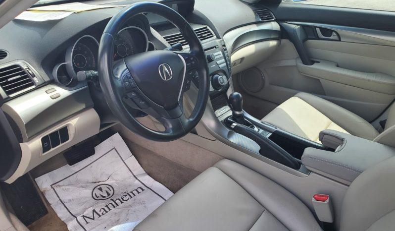 2009 Acura 3.5TL full