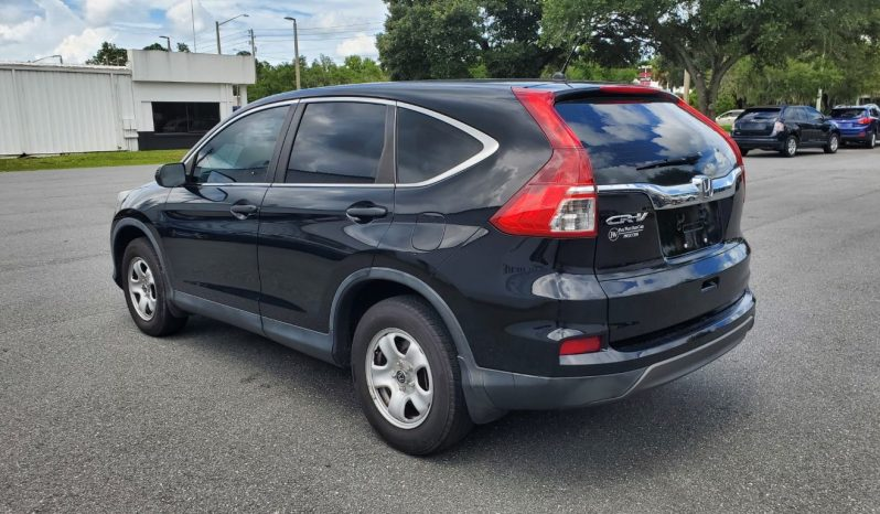 2015 Honda CR-V LX full