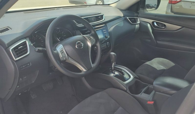2015 Nissan Rogue S full