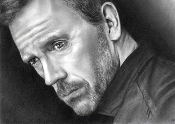 """Hugh Laurie """"House MD"""""""