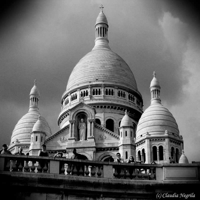 Sacré Coeur in Paris