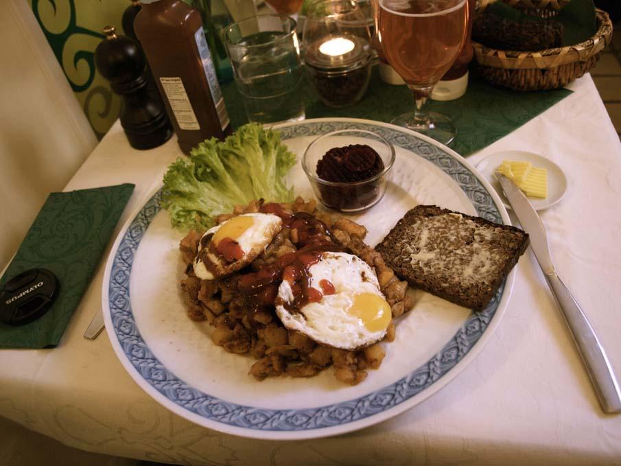 Датские Dish - Biksemad