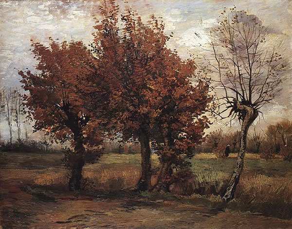 Autumn Landscape 1885