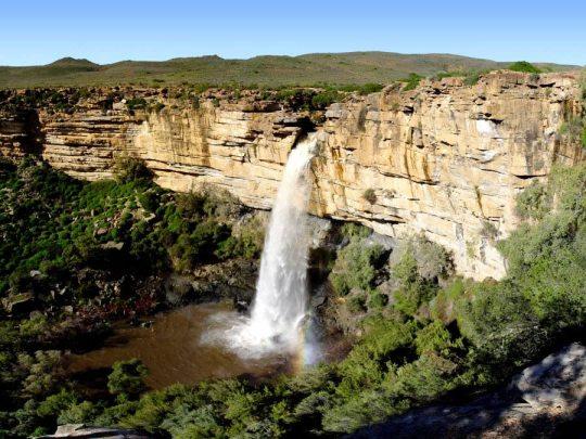 Doorn River Waterfall