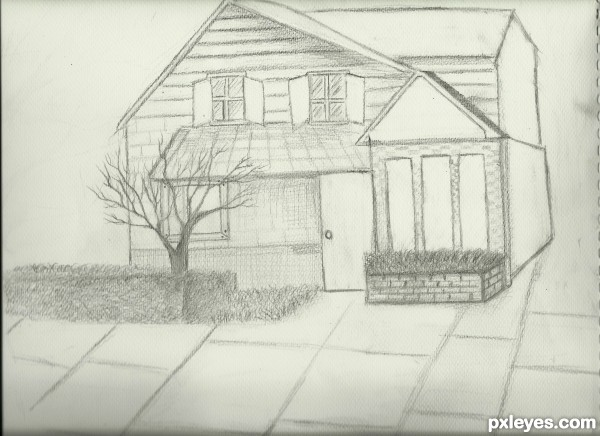 Drawing Guide The Making Of My Dream Home Pxleyes Com