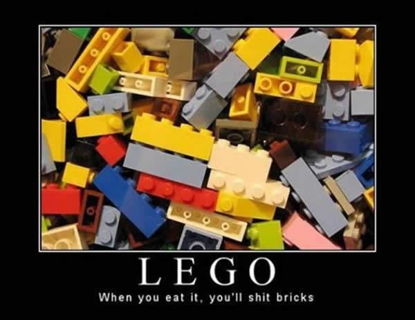 Lego Photoshop Picture