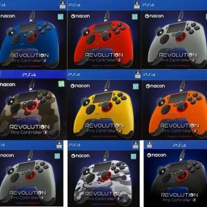 Nacon Revolution Pro Controller 2 Controller Gamepad PS4/PC multicolor