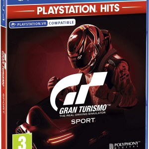 Gran Turismo: Sport Gaming CD for PlayStation 4 (PS4)