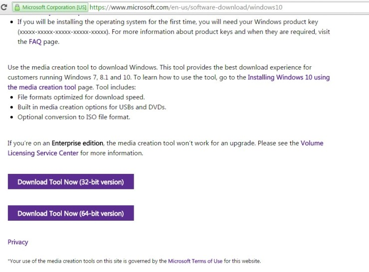 Windows10DownloadTool