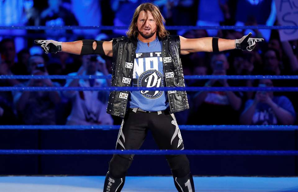A J Styles WWE Salary