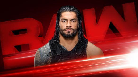 WWE RAW Episode 1270 Roman Reigns