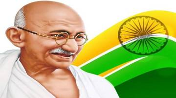 10 Lines On Mahatma Gandhi In English For Student And Children's