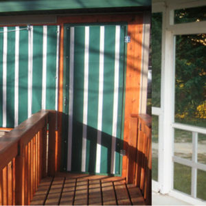 porch protection curtains clear vinyl