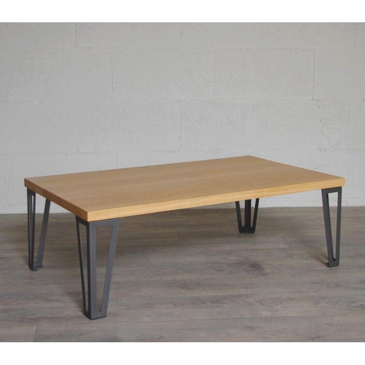 pied type hairpin legs pour table basse 30cm ou 40cm ref vesta30 40