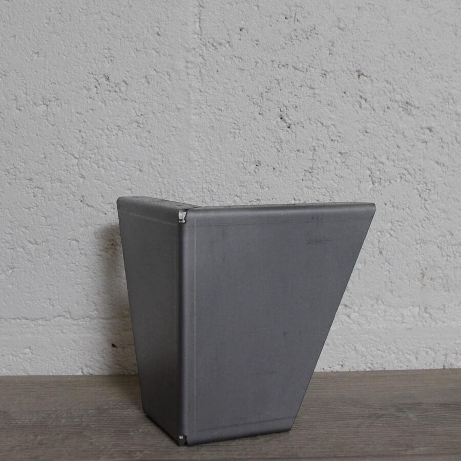 Pied De Meuble Style Industriel 9cm Ou 12 50 Cm Ref Vest9 125 Pyeta