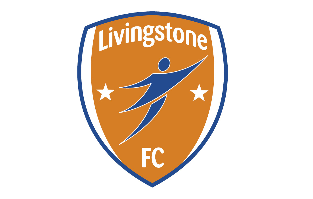 Modern and traditional logo for Livingstone RARA FC