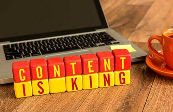 Copywriting redactor web