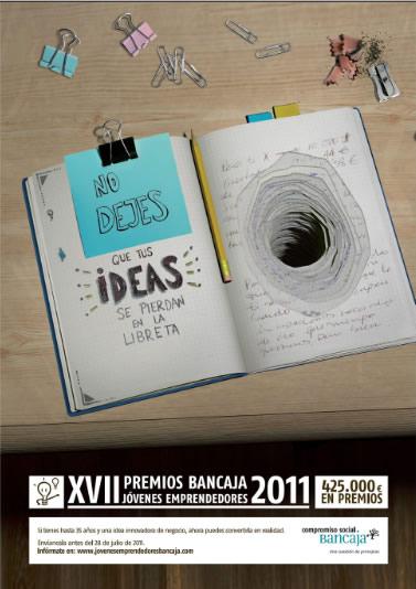 Premios Bancaja para Jóvenes Emprendedores-inversion