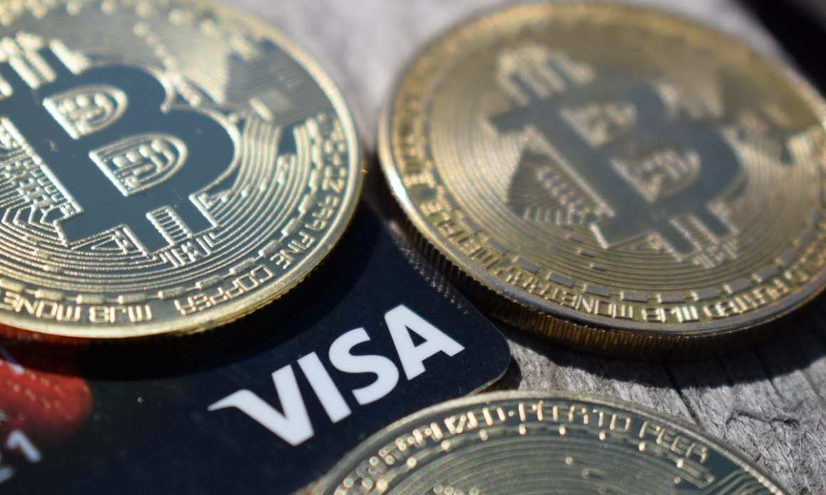 Visa Network Will Settle Transactions In Crypto | PYMNTS.com