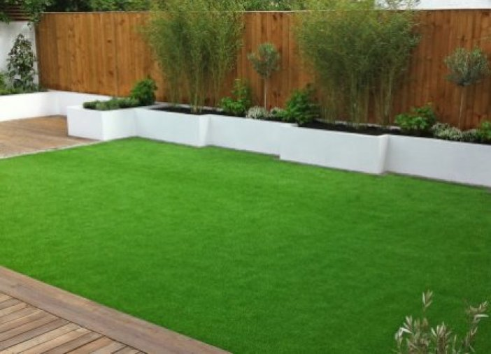 Low maintenance garden design tips and ideas for for Garden design ideas without grass low maintenance