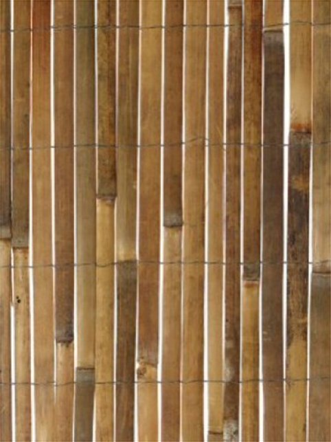 bamboo slat screen roll out screening