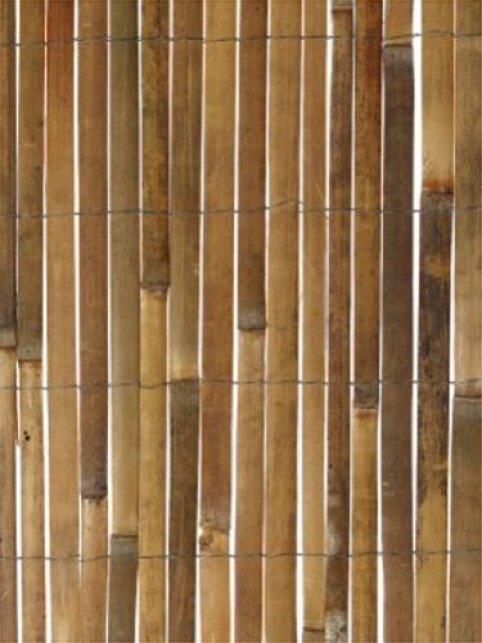 bamboo slat screen roll out screening