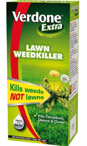 verdone extra weed killer review