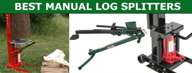 Top 5 manual log splitters reviewed