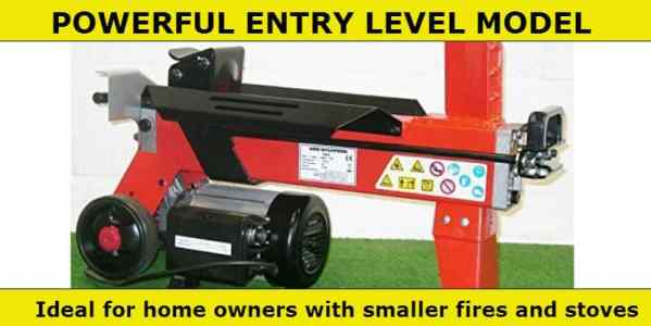 Forest Master FM8 entry model log splitter