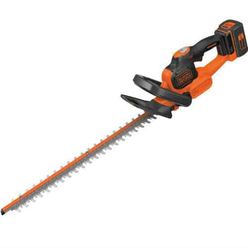 BLACK+DECKER 36 V Anti-Jam Hedge Trimmer review - Runner up to out top pick