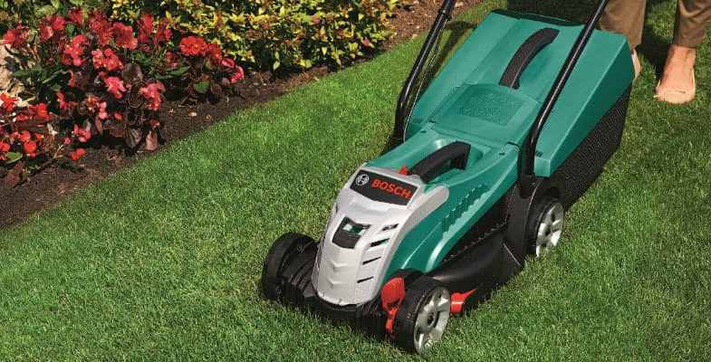 cordless lawnmower review