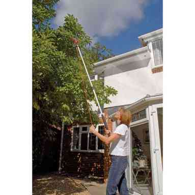 draper expert tree pruner in use