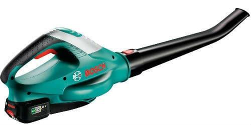 Bosch ALB 18 LI Cordless Lithium Ion Leaf Blower review