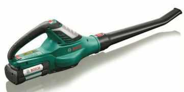 Bosch ALB 36 LI Cordless 36 V Lithium Ion Leaf Blower Review