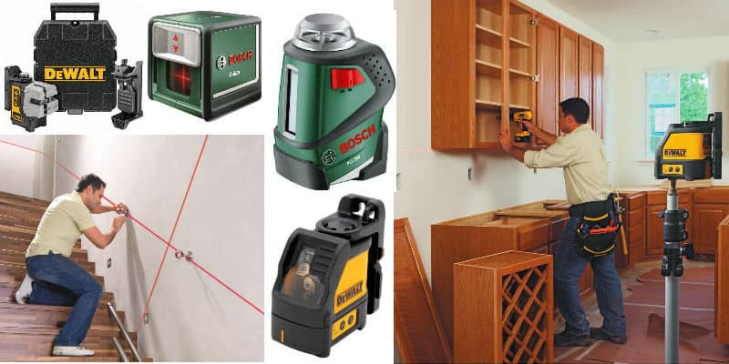 The Best Laser Level Reviews - Compare 8 top models now