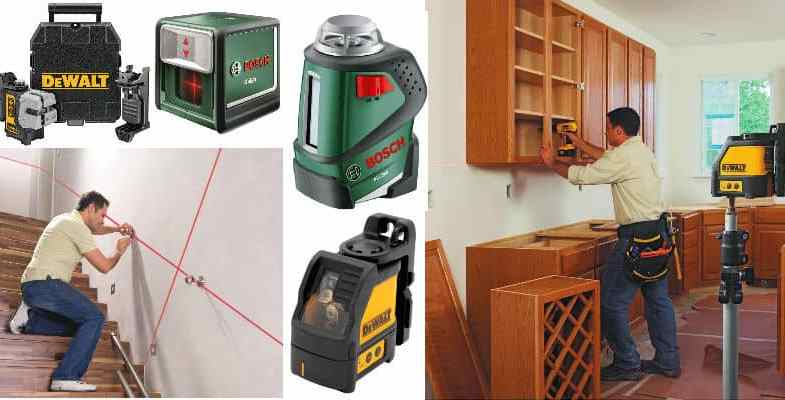 Which is the best laser level, we compare 8 top models to see which come out on top