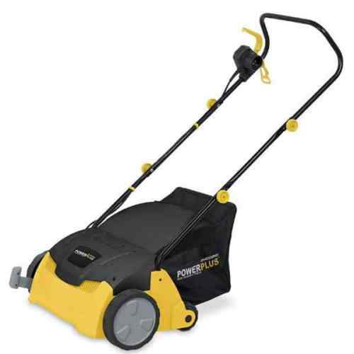 Powerplus 1300 watt 2 in-1-electric lawn scarifier aerator review. Great entry level model for beginners or those looking for a reliable now frills machine.