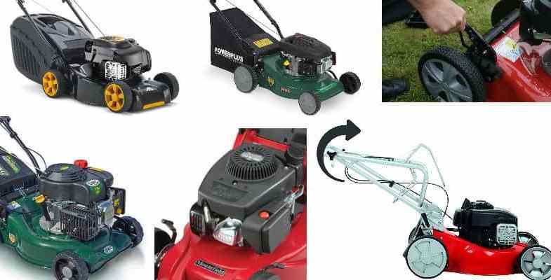 Best Petrol Lawn Mower For 2019 – 8 Top Picks & Reviews