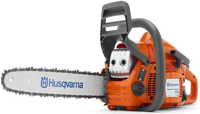 Best Petrol Chainsaw - Husqvara chainsaw review