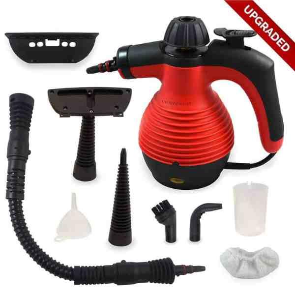 Best Budget Handheld Steam Cleaner - Comforday handheld steam cleaner review