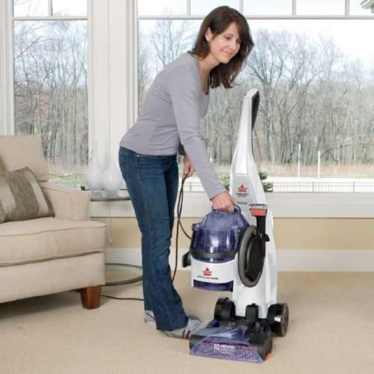 best carpet cleaning machine  - Bissell Lift Off Carpet Cleaner