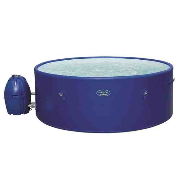 Best Large Inflatable Hot Tub - Lay-Z-Spa Monaco Hot Tub