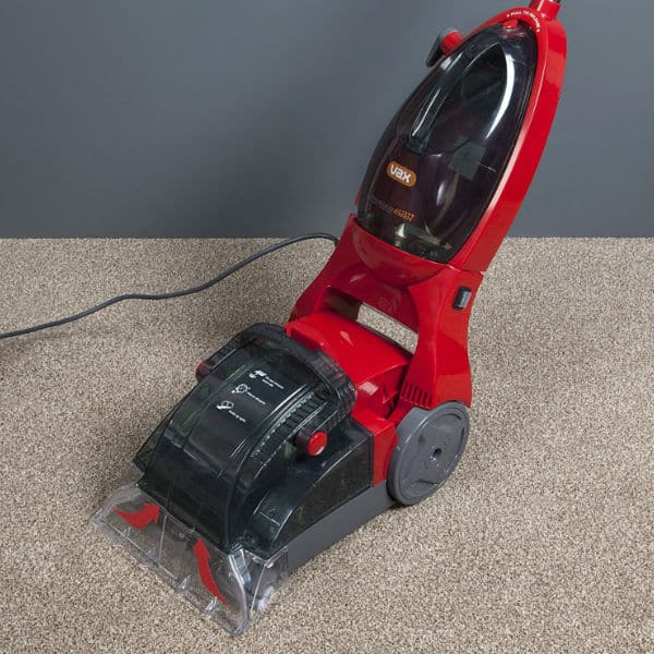 best carpet steam cleaner  - Vax VRS18W Power Max Carpet Washer review
