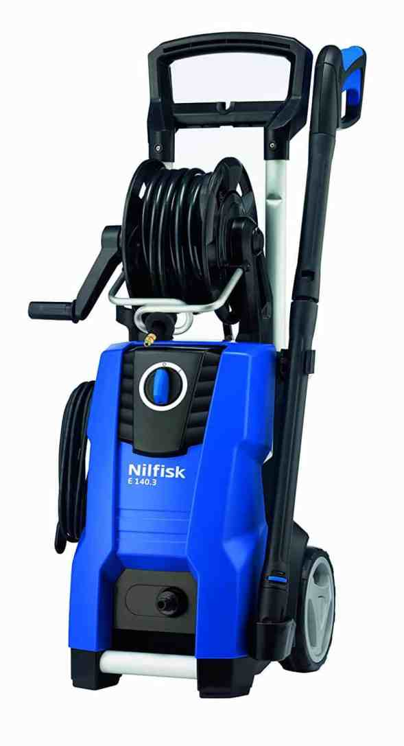 Nilfisk E 140.3-9 X-Tra Pressure Washer review