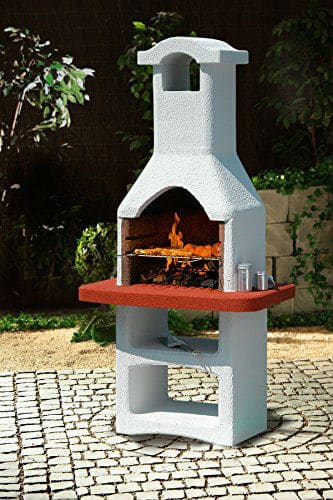 Banquet Tuscan Masonry Charcoal Barbecue Review