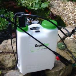 Best Pick -  Greenkey 12L Knapsack Sprayer