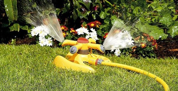 Hozelock Round Sprinkler Review