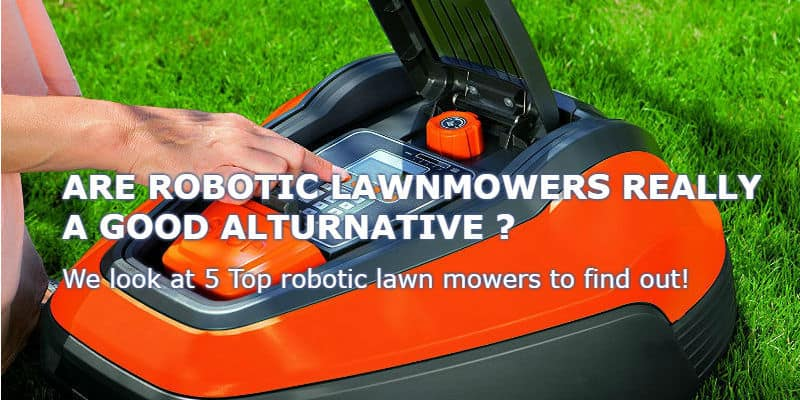 Flymo robotic lawnmower review
